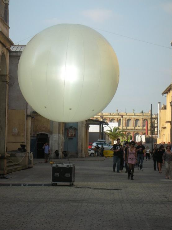 Noleggio palloni aerostatici e palloni pubblicitari di for Noleggio di grandi masser