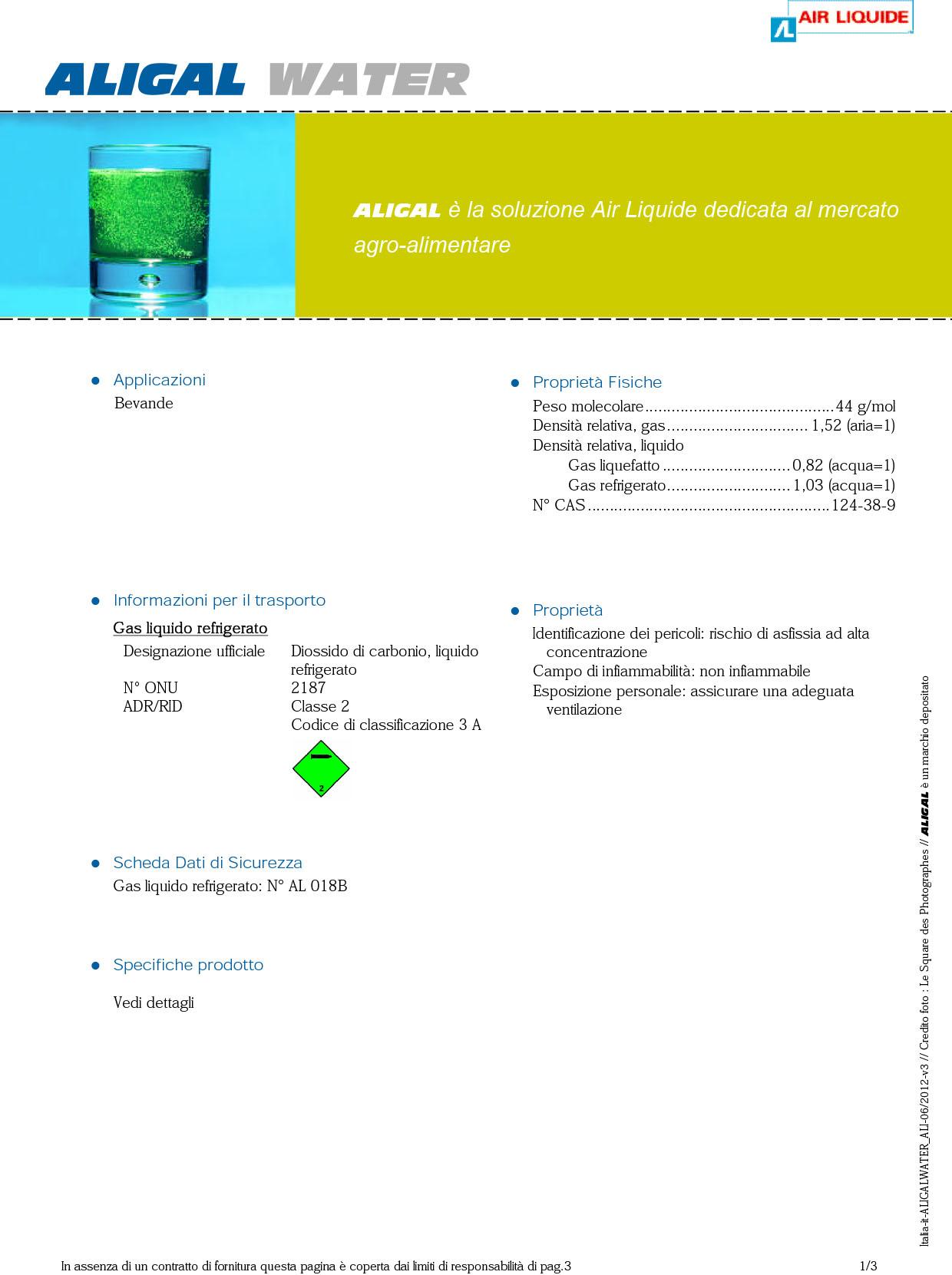 Aligal Water