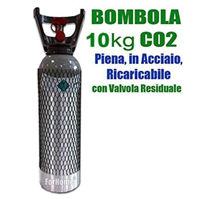 Ricarica Bombola C02 E290 10Kg