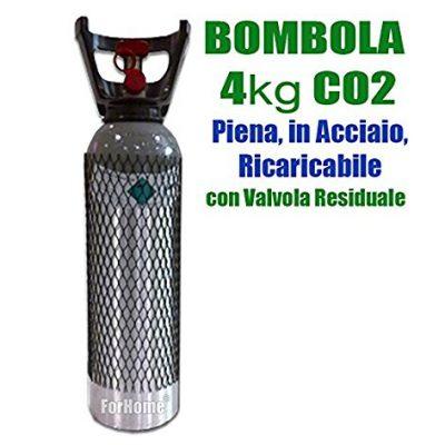 Ricarica Bombola C02 E290 4 Kg